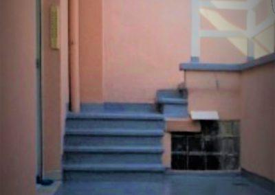 Résines de sols extérieures, terrasse & escalier