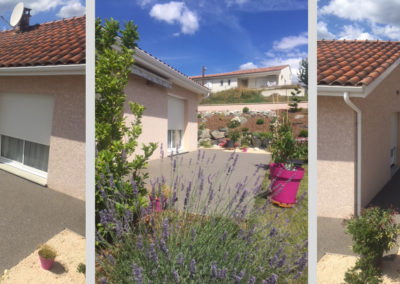 Résines de sols extérieures, terrasse & allée