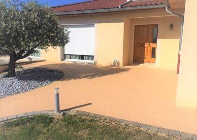 résines de sols extérieurs terrasse
